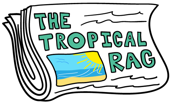 The Tropical Rag Logo
