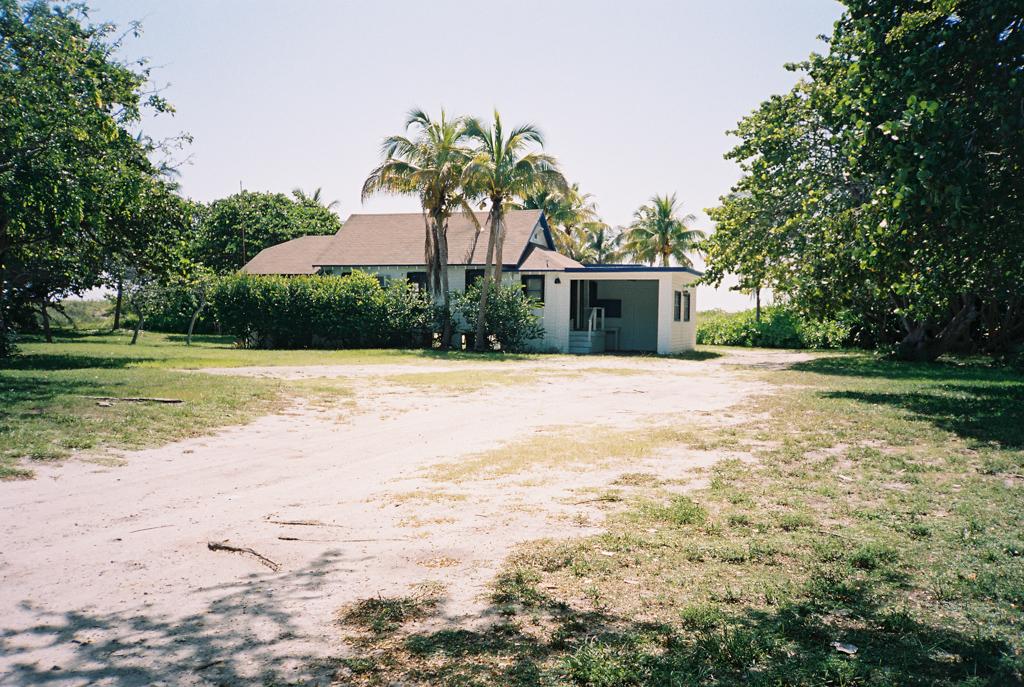 Lifeguard house Crandon Park Key Biscayne
