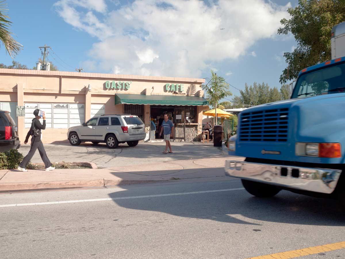 Oasis Cafe Key Biscayne