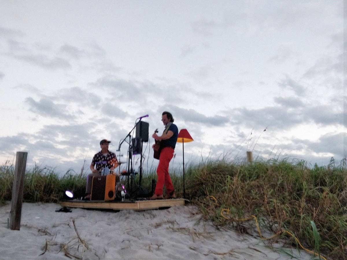 Band plays silver sands key biscayne december 2020