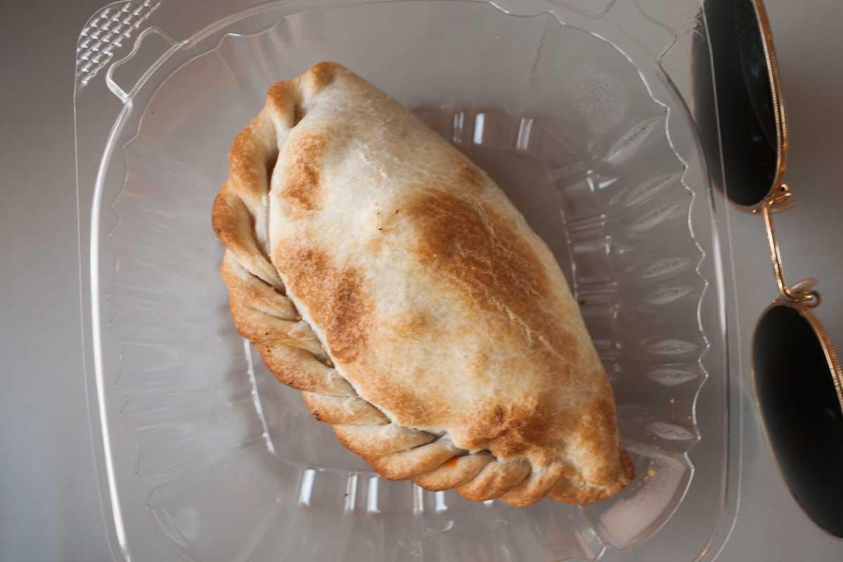 Milanezza empanada