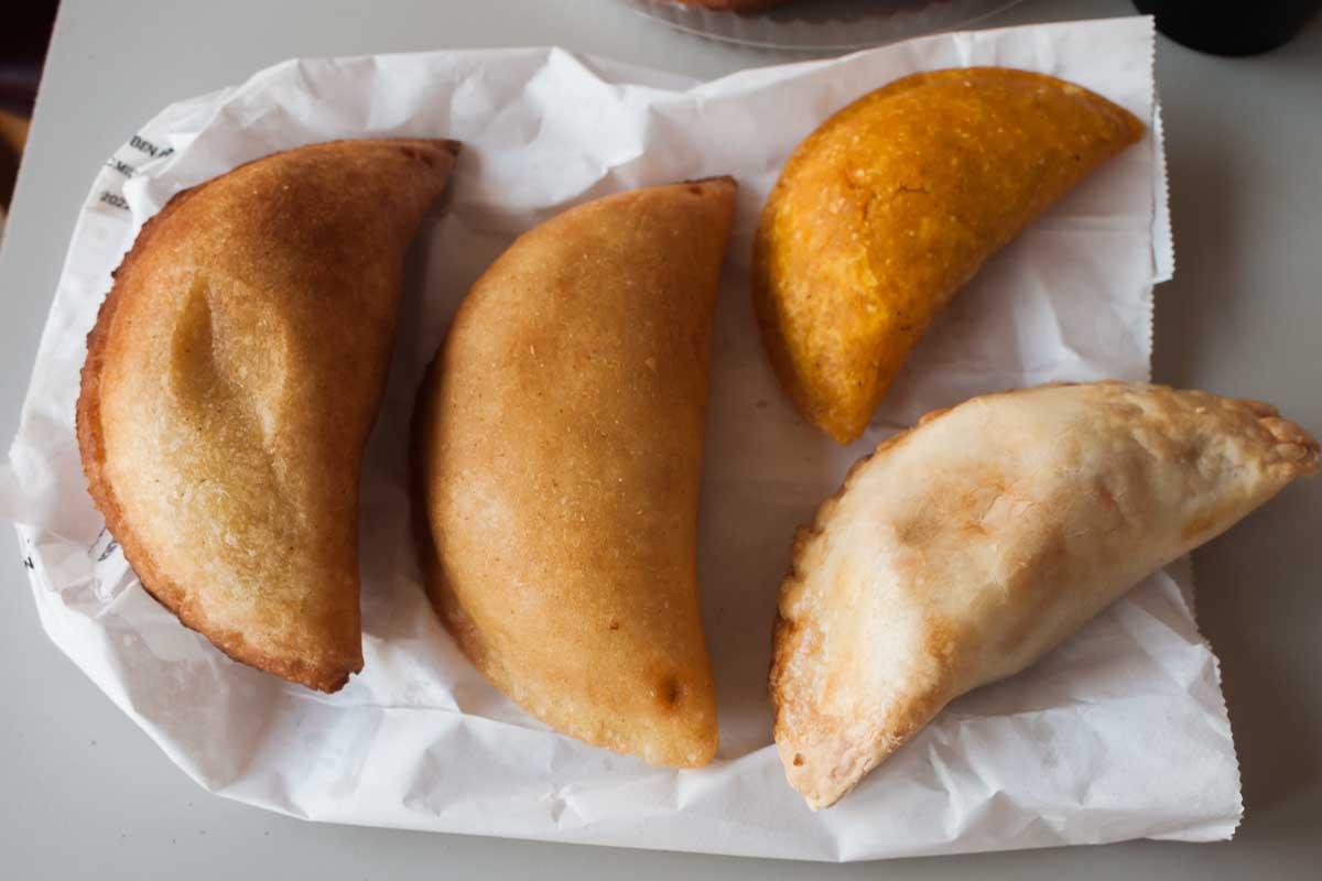Panna empanadas