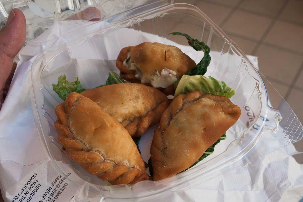 pita Pockets empanadas