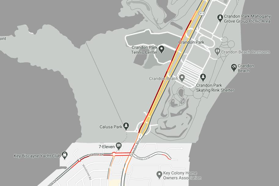 KB traffic St Agnes Feb 2021