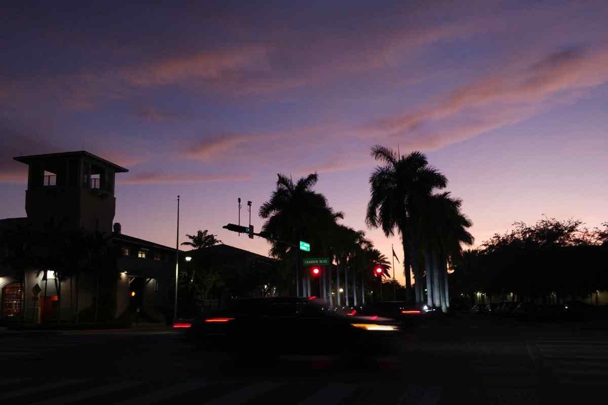 Twilight Crandon Blvd Key Biscayne